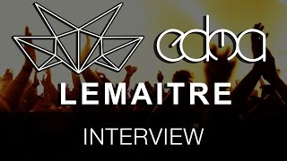 Let's Talk Production with Lemaitre