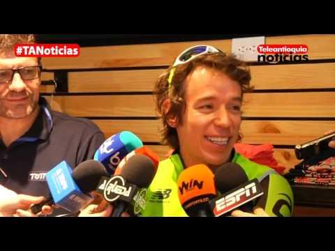 Rigoberto Urán | Últimas noticias en Cannondale y Colombia