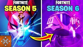 EVERYTHING You Missed In FORTNITE SEASON 5