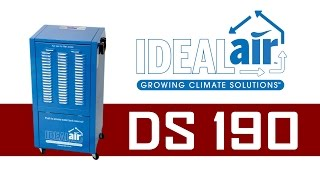 Ideal Air - DS 190 Dehumidifier