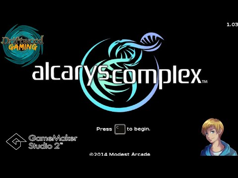 Alcarys Complex - First Impressions - GameMaker Studio 2