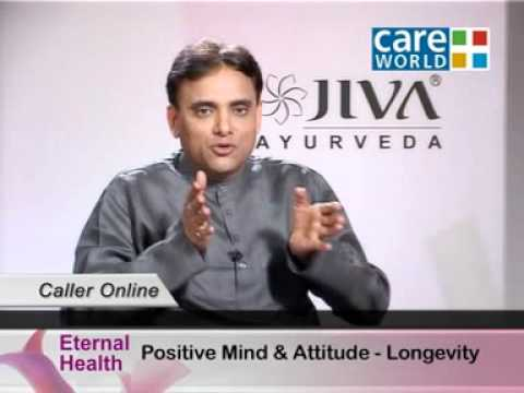 Effect of Positive Mind & Attitude |Eternal Health Ep#165 ( 1  )