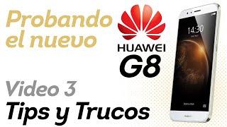 Huawei G8 : Tips y Trucos! (en español - Argentina) - Video 3