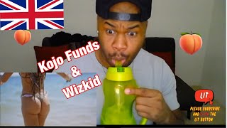 Kojo Funds   I Like Ft. WizKid | (TFLA) Reaction