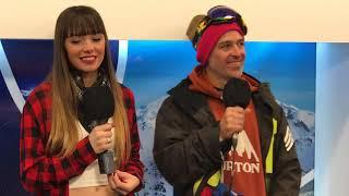 Entrevista a Rodrigo Mulet para Winter Channel, Bariloche.