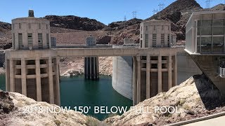 Hoover Dam - Where's All The Water?