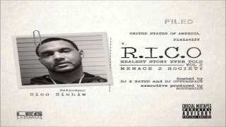 Rico Richie - Poppin' (Remix) (Feat. Chris Brown, Meek Mill & French Montana)