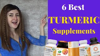 6 Best Turmeric Supplements (2020 Guide)