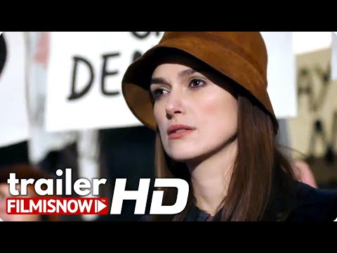 Misbehaviour Trailer Starring Keira Knightley