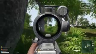 Геймплей онлайн игры PUBG Lite / ПАБГ Лайт (Battle Royale, скачать бесплатно, Full HD)