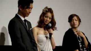 TIFF2009-MyRainyDays天使の恋StageAppearance19Oct09Part2of2
