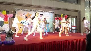台藝大舞蹈系制服表演