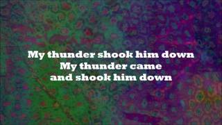 """Video thumbnail of """"Glass Animals - The Other Side of Paradise (Lyrics)"""""""
