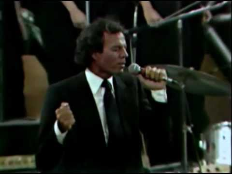 Julio Iglesias - Si Me Dejas No Vale ( HD )