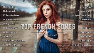 Pop Hits  || Playlist French Songs 2020 || Best French Music 2020
