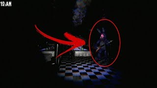 ELES ME PERSEGUEM! - Five Nights at Freddy's 1 Free Roam Unreal Engine 4