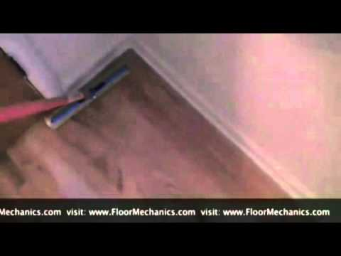 How to Apply Bona Mega Waterborne Floor Finish