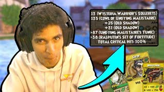 Wizard101 Champion (120) Life PvP: EPIC 100% Critical Strategy!