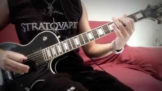 Avenged Sevenfold - Natural Born Killer (Guitar cover) - Antonio Alberano