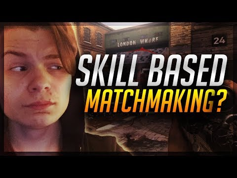 Is skill based matchmaking in ww2