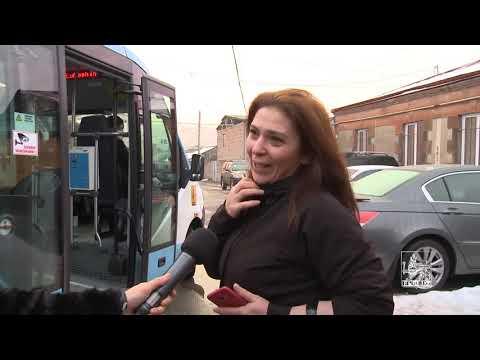 Երևանի նոր ավտոբուսներն ընդունելու են միայն 100 դրամանոցներ
