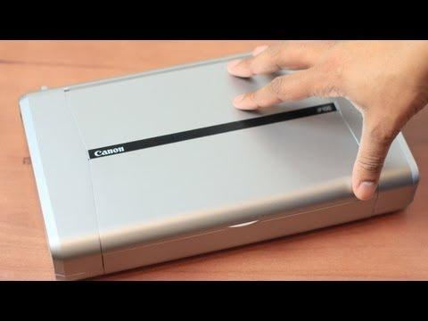 Review: Canon PIXMA iP100 Mobile Printer