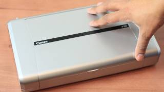 Canon PIXMA iP110 Akkumlyatorlu portativ printer