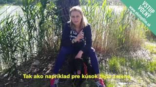 <h5>Alexandra Važanová pozýva na festival</h5>