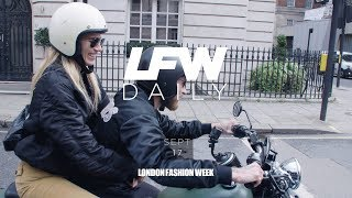 LFW September 2017 | Day 5 Highlights with Fashion Editor Veronika Heilbrunner