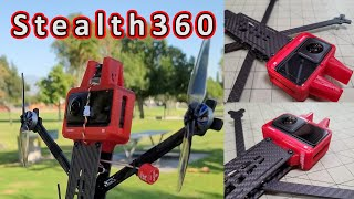Build an Invisible 360 Drone ???? // Stealth360 by Rob FPV