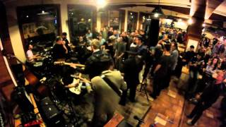 Blues Alive jam session Sumperk 2015