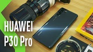 Huawei P30 Pro, análisis