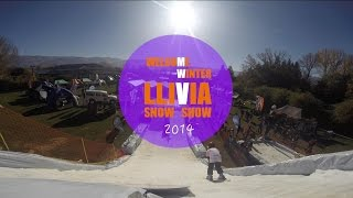 preview picture of video 'Welcome Winter Llivia 2014'