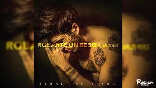 Sebastián Yatra, Carlos Vives - Robarte un beso (Audio)
