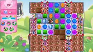 Candy Crush Saga Level 3418 NO BOOSTERS