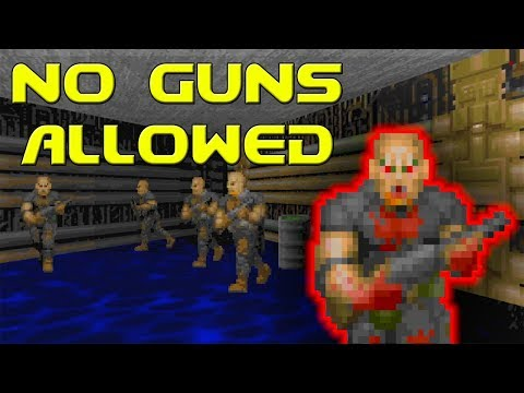 This DOOM Challenge Took 23 YEARS To Complete!