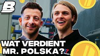 """MR. POLSKA: """"IK HEB BINNEN EEN JAAR EEN HALF MILJOEN VERDIEND""""   Wat Schuift 'T - Concentrate BOLD"""
