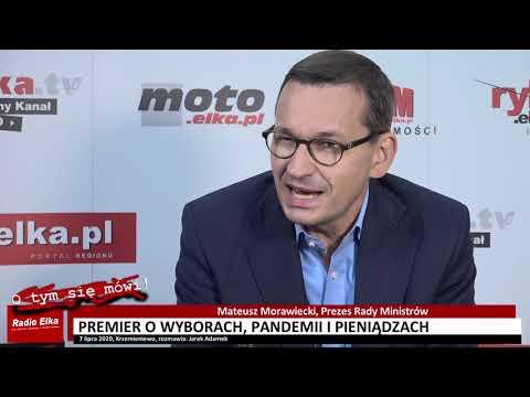 Wideo1: O tym się mówi: Mateusz Morawiecki