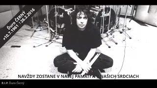 """Tublatanka - Spomienka na Ďura Černého / """"Šlabikár X"""" (Official video 2016)"""