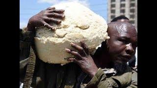 Meet 'Ugali Man' who KOT joke, Uhuru should give head of state commendation