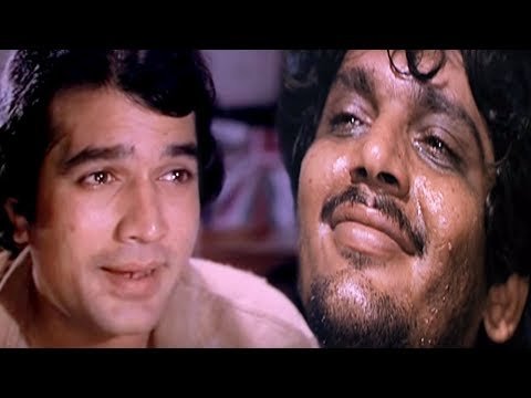 Main Shayar Badnam   Rajesh Khanna   Kishore Kumar   R.D. Burman   Namak Haraam   Emotional Song