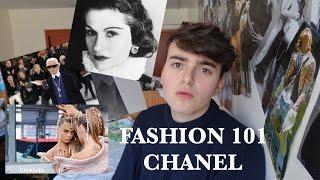 Fashion History: CHANEL