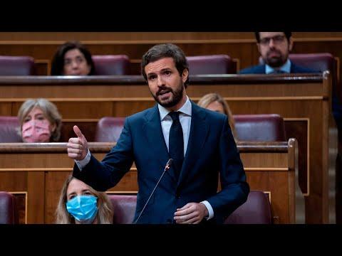 Casado a Sánchez: