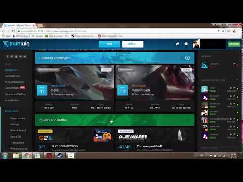 Video CARA MENDAPATKAN UANG DARI MAIN GAME DOTA 2
