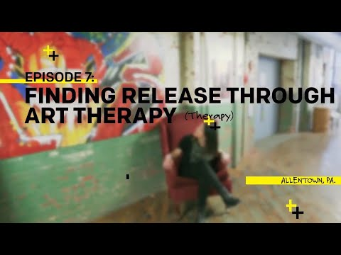 Ep7: Finding Release Through Art Therapy