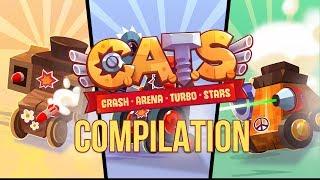C.A.T.S. INSANE BATTLES Compilation - June 12-18, 2017