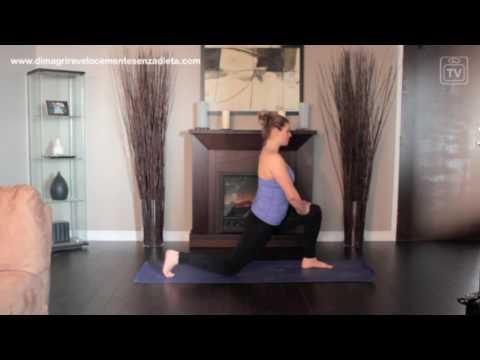 Esercizi per perdita di peso bystry di gambe di una coscia