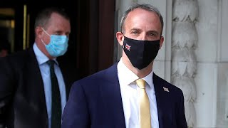 video: Face masks may have to stay beyond June 21, Raab warns