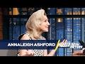 Annaleigh Ashford Pumped Her Breasts Between Songs