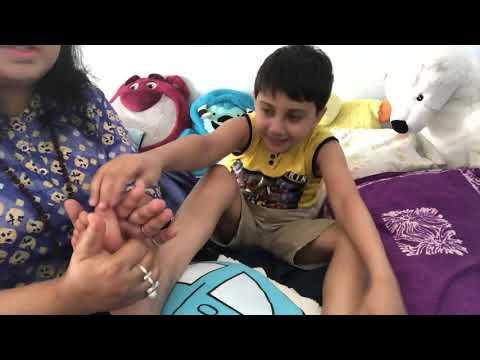 Parents love this feet massage for Their children